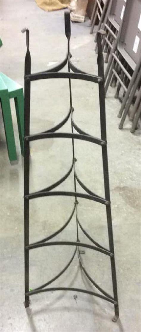 tier metal plant stand  platepot rack  stdibs