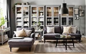 Ikea stue inspirasjon