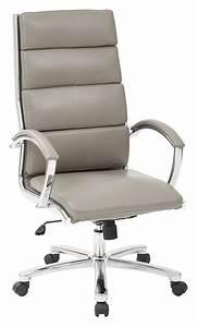 High, Back, Executive, Faux, Leather, Chair, U2013, Greencubicles, Com