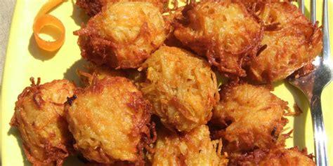 recettes de cuisine tunisienne beignets de pommes de terre à la carotte je cuisine mon potager