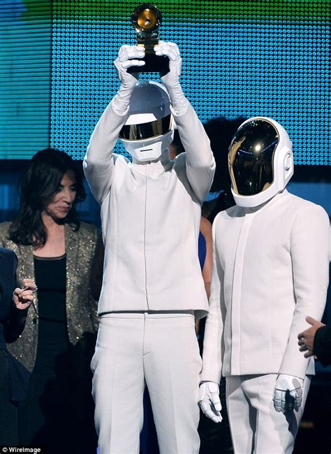 Daft Punk named Album and Record of the Year at 2014 ...