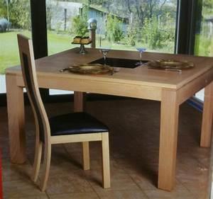 Table Chene Massif : tables en chene massif meubles et arts liffolois ~ Melissatoandfro.com Idées de Décoration