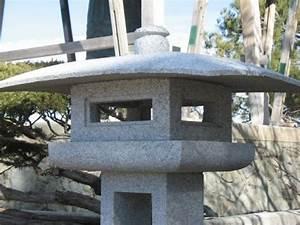 Lampe En Pierre : jardin japonais org collection photo pour la creation de jardin japonais ~ Teatrodelosmanantiales.com Idées de Décoration