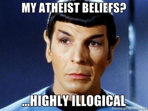 Spock Memes - the last good idea seeking to be heard