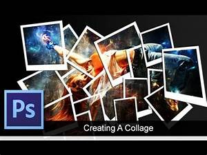 Montage Photo Photoshop : adobe photoshop cs6 how to create a collage collage effect youtube ~ Medecine-chirurgie-esthetiques.com Avis de Voitures