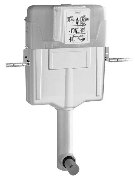 vertical towel grohe gd2 wc concealed cistern 6 4 litre 38661000