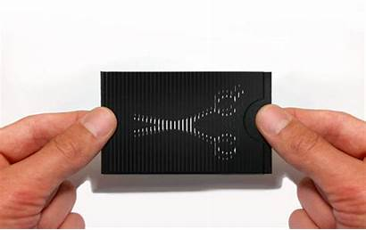 Business Card Graphic Creative Animated Cards Fun