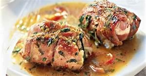 Paupiette De Porc : recette paupiettes de porc au jambon de bayonne marie claire ~ Melissatoandfro.com Idées de Décoration