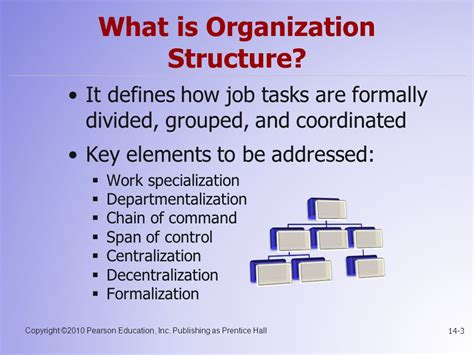 chapter  foundations  organizational structure  video