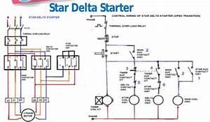 Star Delta Starter