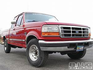 1997 Ford F-250 - Two-wheel-drive Terror