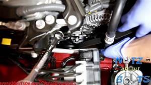 2012-2014 Toyota Camry Serpentine Belt Replacement