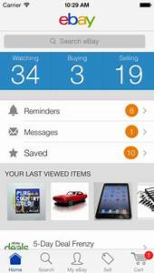 eBay app, now with AirDrop and Pinterest sharing, in-store ...