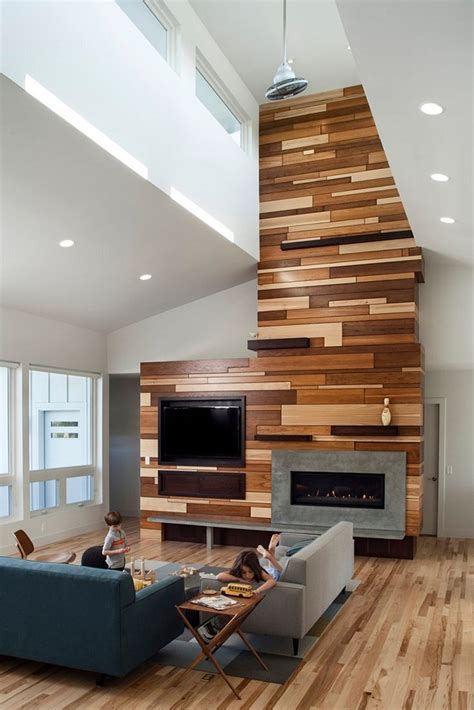tv accent wall wood accent wall ideas for your home