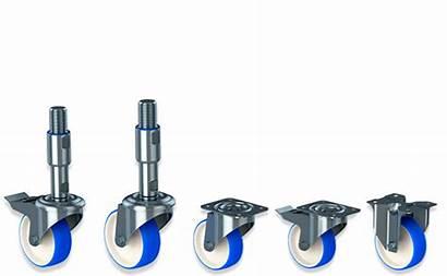 Castors Adjustable Leveling Casters Ngi Orientabili Ruote
