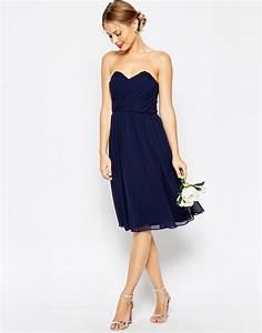 robe de temoin mariage le son de la mode With robe pour temoin de mariage pas cher