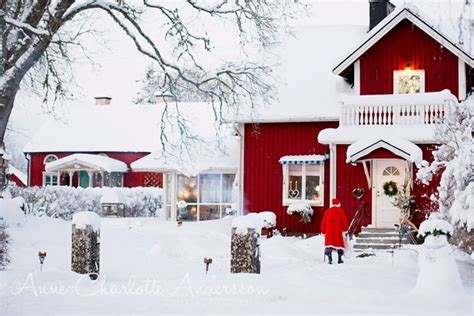 Living Room Christmas by Red And White Scandinavian Christmas Town Amp Country Living