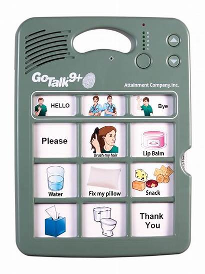 Gotalk Speech Device Aac Touch Devices Lite