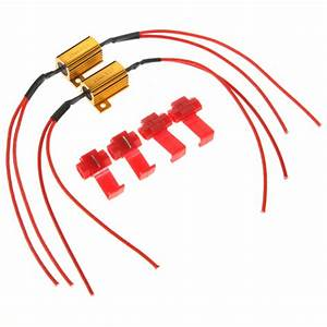 Load Resistors Led Flash Rate Indicators Controller 25w