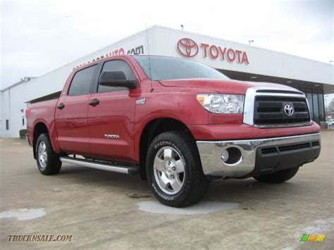 Toyota Tundra Crewmax 4x4 For Sale by 2011 Toyota Tundra Trd Crewmax 4x4 In Barcelona