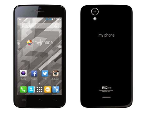 is my phone myphone lte now official 4g lte smartphone for