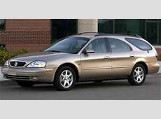 2001 Mercury Sable Review, Ratings, Specs, Prices, and