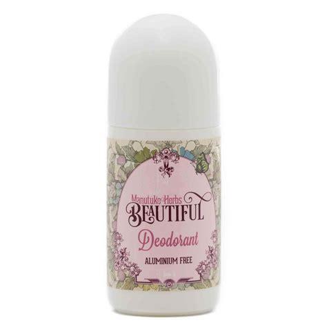 Beautiful Roll On Deodorant Manutuke Herbs