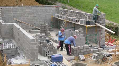 Prix Du Gros œuvre D'une Maison  Coût De Construction