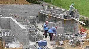 prix du gros oeuvre d39une maison cout de construction With prix des gros oeuvres maison