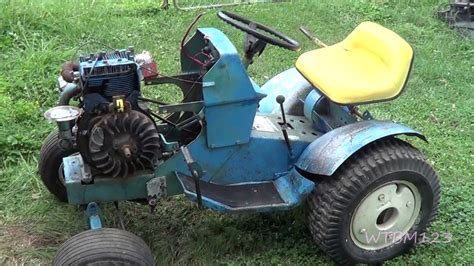 Sears Garden Tractor Parts by Ss 14 Sears Suburban Some New Parts Garden Tractor
