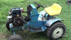 SS 14 Sears Suburban , Some New Parts ,Garden tractor ...