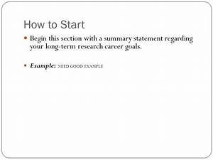 writing nih career development k awards ppt video With how to start a career in clinical research