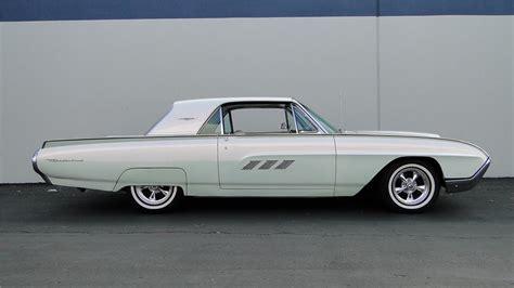 Interior Home Color - 1963 ford thunderbird custom coupe 133498