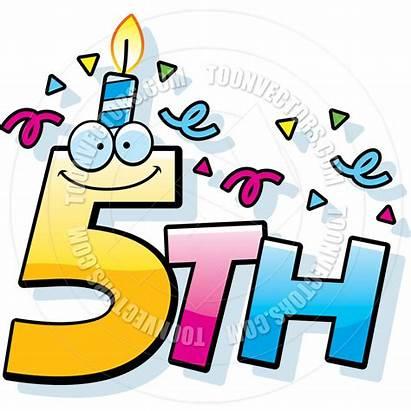 5th Birthday Clipart Grade Awana Cartoon Clip