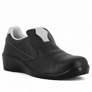 Chaussure De Securite Cuisine : chaussure de s curit cuisine talon compens 54 08 ht ~ Melissatoandfro.com Idées de Décoration