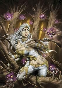Grimm, Fairy, Tales, Zenescope, Wizard, Fantasy, Warrior, Comics, Artwork, Art, Wallpapers, Hd
