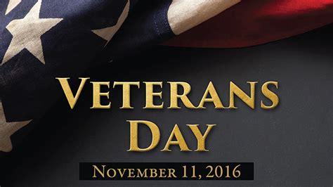 nov  veterans day udaily