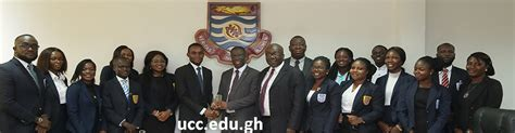Gimpa Admission Forms 2017 by Ucc Vice Chancellor Receives An Award From The Faculty Of