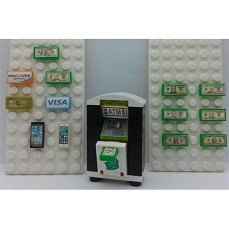 Customers earn cash back rewards for using their walmart moneycard at walmart stores and fuel stations and online at walmart.com. Building Toys City Custom ATM Machine - Bank Money Cash Bills. Credit Cards. Smart Phone ...