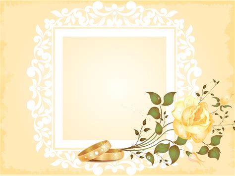 Cd Album Cover Poewrpoint Template by Wedding Photo Album Powerpoint Templates Border Frames