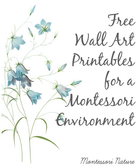 Printable Wall Art Toddler