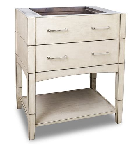 30 Inch White Bathroom Vanity Without Top by 30 Inch Concord White Contemporary Bathroom