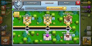 Clash of Clans new Seasonal Challenges explained - Android ...
