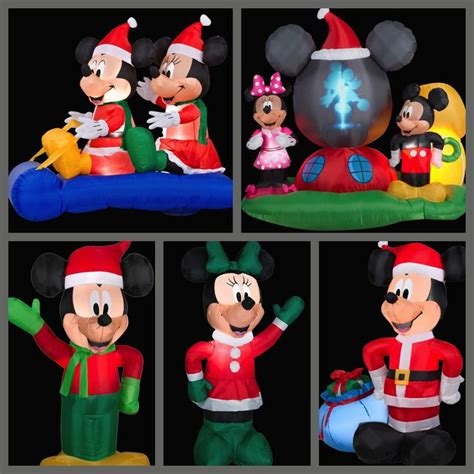 disney life fun find holiday inflatable fun mickey