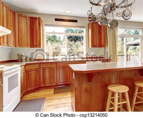 grand classique cuisine images de classique grand bois cuisine intérieur bois