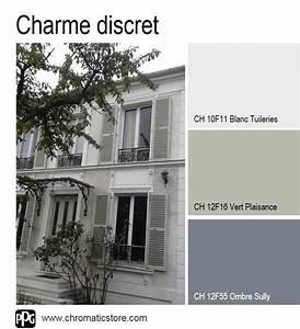 Couleur Facade Maison Tendance 2018 : 23 best images about chromatic en facade on pinterest ~ Melissatoandfro.com Idées de Décoration