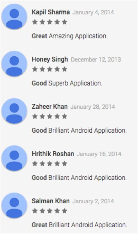 Fake App Reviews A Problem On Google Play, Apple App Store