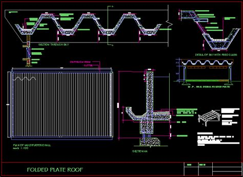 corrugated steel roof construction detail  kb