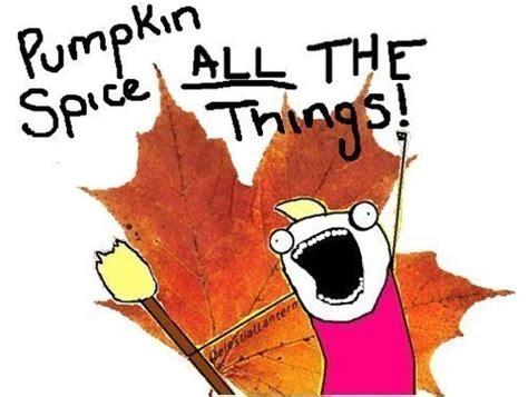 Autumn Meme - pumpkin spice cupcakes with cream cheese icing the cheerio diaries