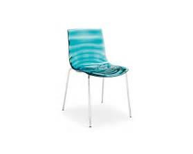 l eau metal and technopolymer chair calligaris cs 1273 a